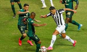 Atlético segura América e leva decisão para o Mineirão
