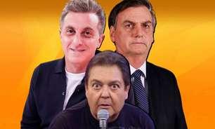 Huck vai ficar na Globo apesar de querer derrotar Bolsonaro