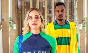 Brasileiros vestirão uniformes com acessibilidade nos Jogos Paralímpicos
