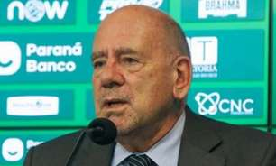 Após promessa de mudanças, Coritiba demite José Carlos Brunoro