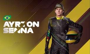 Codemasters anuncia Senna, Schumacher e Massa como pilotos clássicos do F1 2021