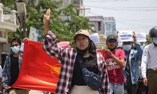 EUA e Reino Unido ampliam sanções contra militares de Myanmar