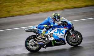 """Mir mostra surpresa com queda durante temporal em Le Mans: """"Não sei o que houve"""""""