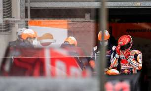 """Honda lamenta resultado na França, mas vê """"espírito inacreditável"""" em Marc Márquez"""