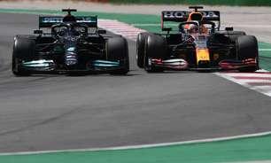 """CEO da McLaren aposta em batida entre Hamilton e Verstappen: """"É questão de tempo"""""""