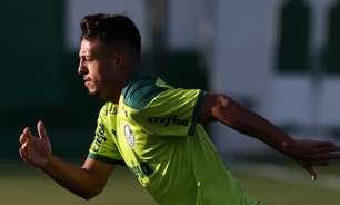 Escalação do Palmeiras: Gabriel Menino volta a treinar e Verdão finaliza preparação para Liberta