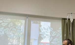 Reutemann melhora e deixa unidade de terapia intensiva de hospital em Rosário