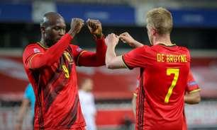 Bélgica anuncia lista de convocados para a disputa da Eurocopa
