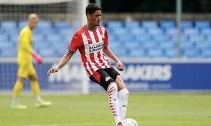 Brasileiro Luís Felipe comenta fim de temporada no PSV: 'Período de aprendizado e muitas experiências'