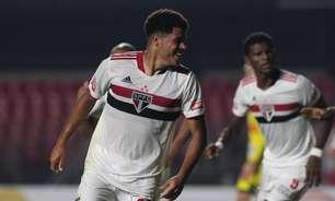 Gabriel Sara comemora vaga do São Paulo na decisão, mas já mira jogo da Libertadores: 'Festejar por uma noite'