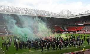 Solskjaer culpa protestos da torcida por derrotas do Manchester United