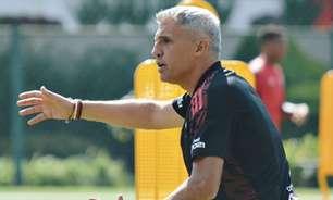 De olho na Libertadores, São Paulo treina no CT da Barra Funda