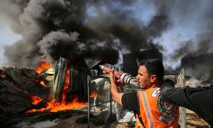 Ataque aéreo israelense mata comandante da Jihad Islâmica em Gaza