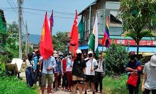 EUA e aliados impõem novas sanções contra junta de Mianmar