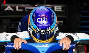 Ocon cresce e carrega Alpine nas costas enquanto Alonso tenta se reencontrar na F1