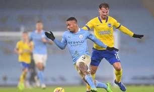 Brighton x Manchester City: onde assistir e prováveis escalações