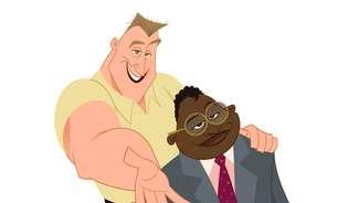 Zachary Quinto e Billy Porter serão pais gays em animação