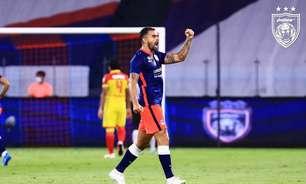 Maurício avalia adversários do Johor DT após sorteio da Liga dos Campeões asiática