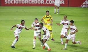 São Paulo mostra 'armas ofensivas' para chegar à final do Campeonato Paulista