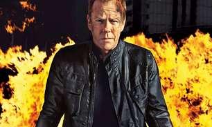 Kiefer Sutherland voltará a viver espião em série da Paramount+