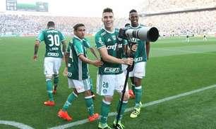 Palmeiras vence pela quinta vez e confirma se sentir em casa em Itaquera