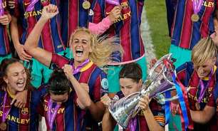 UEFA lança hino oficial da Champions League Feminina um dia após título do Barcelona; confira