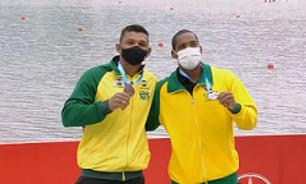 Isaquias conquista duas medalhas em etapa da Copa do Mundo