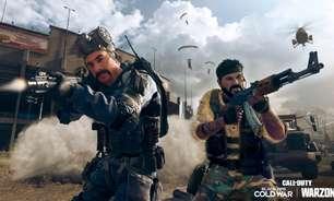 Call of Duty: Warzone já tem mais de 500 mil jogadores banidos