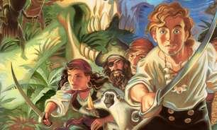 Monkey Island e os fabulosos piratas de Ron Gilbert