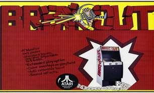 Breakout: conheça o jogo criado por Steve Jobs e Wozniak