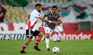 Após surto de Covid-19 no elenco, torcida inicia movimento de 'união Flu-River' por vitória do Fluminense