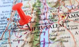 Em 3 mapas, como território palestino encolheu e Israel cresceu desde partilha da ONU em 1948