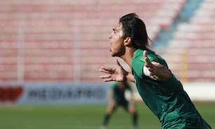 Marcelo Moreno é convocado pela Bolívia e ficará mais de um mês longe do Cruzeiro