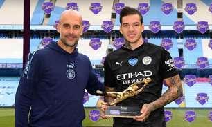 Ederson conquista a Luva de Ouro na Premier League pelo segundo ano consecutivo