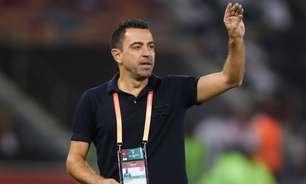 Jornal: Xavi teria recusado proposta da CBF para ser auxiliar de Tite na Seleção Brasileira