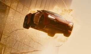 """""""Velozes & Furiosos 9"""" tem trailer projetado no prédio mais alto do mundo"""