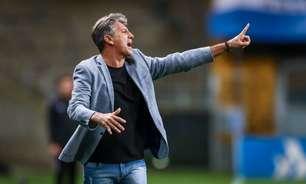 Renato Gaúcho pode ter 1ª experiência profissional em SP