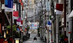 Economia do Japão volta a contrair no 1º tri após Covid-19 afetar gastos