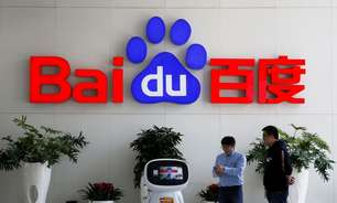 Baidu tem receita trimestral acima do esperado com inteligência artificial, nuvem