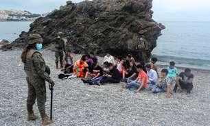 Espanha envia tropas a Ceuta após chegada de milhares de imigrantes do Marrocos pelo mar