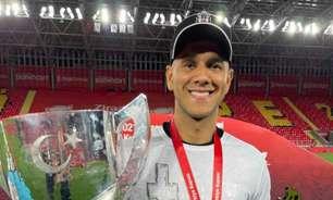 Campeão turco, Souza marca em decisão da Copa da Turquia pelo Besiktas