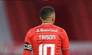 Taison será a novidade do Inter contra o Olimpia