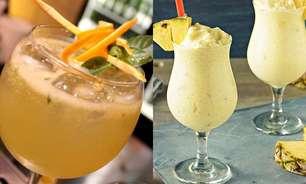 Dia do Cocktail: 5 drinks para você curtir em casa