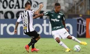 Vanderlan celebra bom momento pelo profissional do Palmeiras: 'Sempre sonhei com isso'