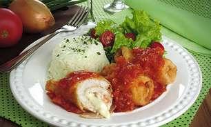 Inove no almoço com receitas deliciosas de peixe à rolê