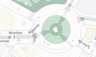 Google Maps usa IA para mostrar calçadas e faixas de pedestre em SP
