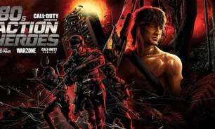 Call of Duty ganha trailer com Rambo e John McClane; veja