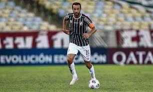 Após começar no banco e dar assistência, Nenê faz alerta ao Fluminense: 'Não podemos bobear'