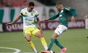 Com gol no último lance, Palmeiras perde invencibilidade na Libertadores em jogo com muitos erros defensivos