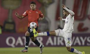 Com gol contra de Thonny Anderson, Independiente bate o Bahia e encaminha vaga na Sul-Americana